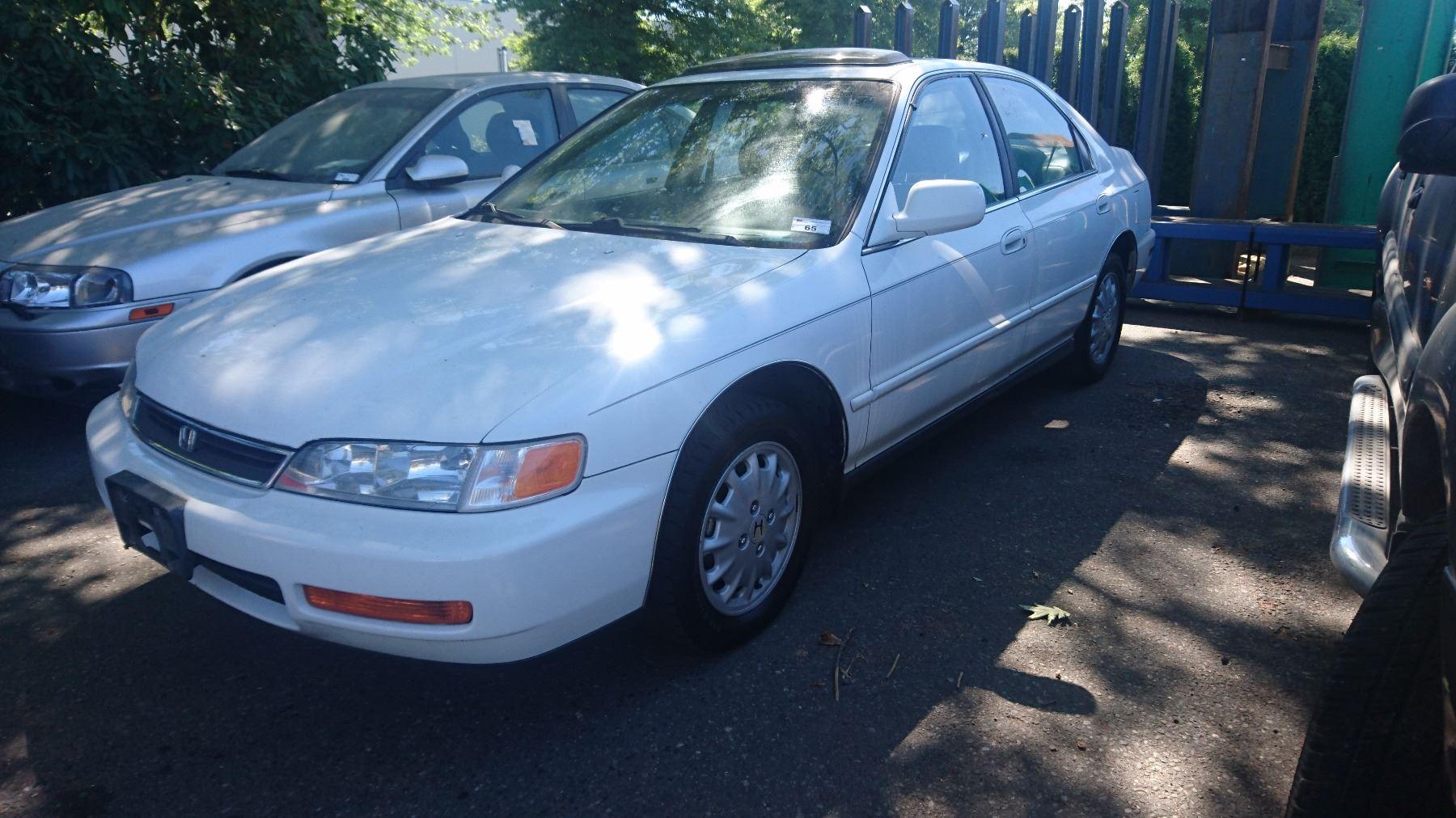 Kekurangan Honda Accord 1997 Tangguh