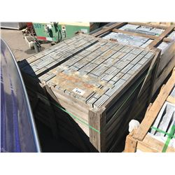 PALLET OF AV69 MARBLE RUSTY SLATE TEXTURED WALL TILES APROX. 5,000 PCS