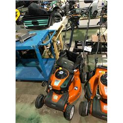 HUSQVARNA HU 775AWD MOWER WITH BRIGGS AND STRATTON 775EX 175CC ENGINE AND GRASS CATCHER