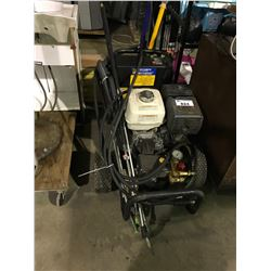 POWER FIST 3600 PSI PRESSURE WASHER WITH HONDA GX390 MOTOR, WAND & TIPS