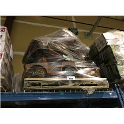 PALLET OF DISNEY MATER RIDE ON POWERED CHILDRENS TOYS