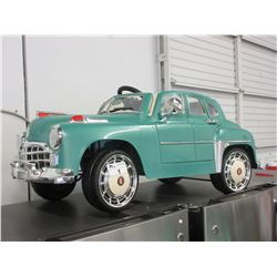 CHILDS REPLICA 1949 RIDE ON CAR