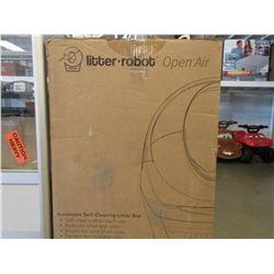 LITTER ROBOT SELF CLEANING LITTER BOX