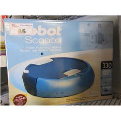 IROBOT SCOOBA ROBOTIC VAC