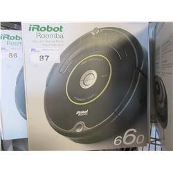 IROBOT ROOMA ROBOTIC VAC