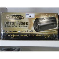BAZOOKA BASS TUBE SUBWOOFER SYSTEM