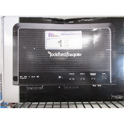 ROCKSFORD FOSGATE PRIME R1200-1D AMP