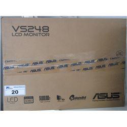 ASUS VS248 LCD MONITOR