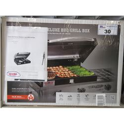 """CAMP CHEF DELUXE BBQ GRILL BOX (FITS 16"""" STOVES)"""