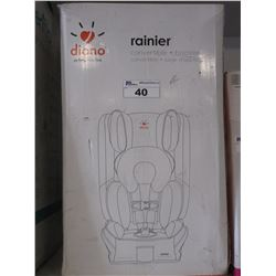 DIONO RAINIER CONVERTIBLE BOOSTER SEAT