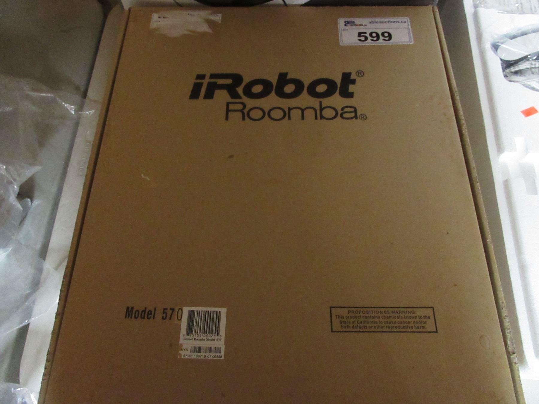 IROBOT ROOMBA VAC