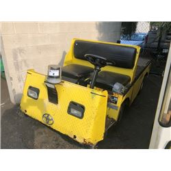 EZGO MODEL XI875 ELECTRIC CART SER # 1315825