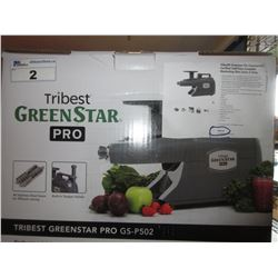 TRIBEST GREENSTAR PRO GS-P502 PRO COMMERCIAL JUICER