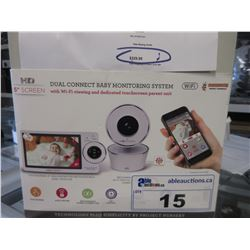 "PROJECT NURSERY 5"" VIDEO BABY MONITOR SYSTEM WITH WI-FI"