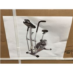 SUNNY HEALTH AND FITNESS CROSS TRAINING MAGNETIC UPRIGHT BIKE
