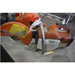 STIHL TS400 GAS POWERED CHOP SAW