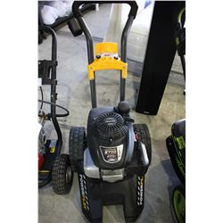 HOT ROD 2700 GAS POWERED PRESSURE WASHER (NO WAND) HONDA GCV160 MOTOR