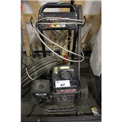 BE POWER EASE 3100 PSI GAS POWERED PRESSURE WASHER WITH WAND