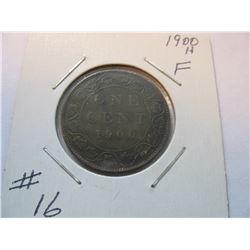 1900H Canadian Large Cent