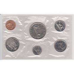 1968 ROYAL CANADIAN MINT COINS SET