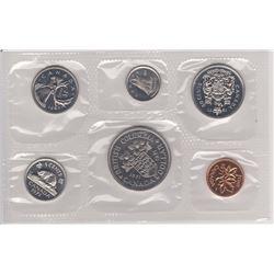 1971 ROYAL CANADIAN MINT COINS SET