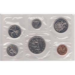 1972 ROYAL CANADIAN MINT COINS SET