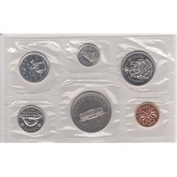 1973 ROYAL CANADIAN MINT COINS SET