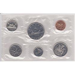 1976 ROYAL CANADIAN MINT COINS SET