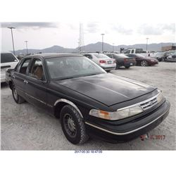 1996 - FORD CROWN VICTORIA