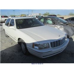 1998 - CADILLAC DEVILLE // SALVAGE TITLE