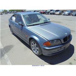 2001 - BMW 325I