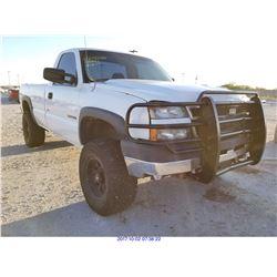 2007 - CHEVROLET Silverado 2500HD