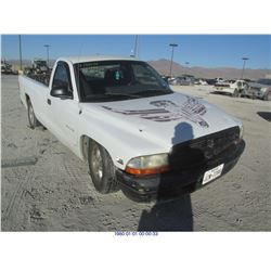 1998 - DODGE DAKOTA