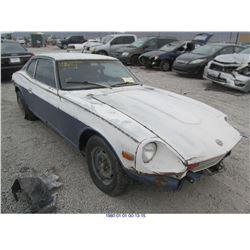 1976 - DATSUN 280-ZX