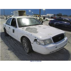 2004 - FORD CROWN VICTORIA // REBUILT SALVAGE // OWNER RETAINED