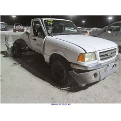 2003 - FORD RANGER // REBUILT SALVAGE