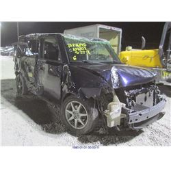 2006 - SCION XB // REBUILT SALVAGE