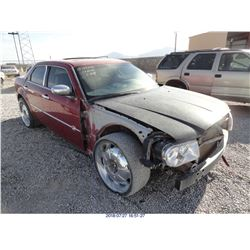 2006 - CHRYSLER 300 // REBUILT SALVAGE