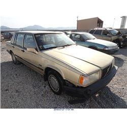 1991 - VOLVO 740