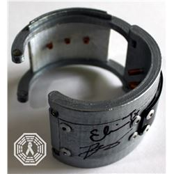 100, The - Ark Custom Vital Signs Wrist Cuff Signed by Bob Morley & Eliza Taylor