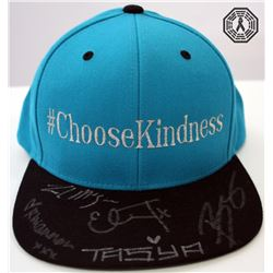 100, The - #ChooseKindness Snapback Hat Signed by 5 Cast