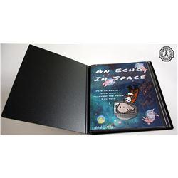 100, The - Echo Custom Comic Book Signed by Tasya Teles