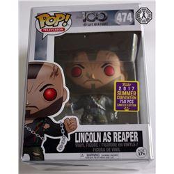 100, The - Lincoln Limited Edition Reaper Funko Pop! (Rare Convention Exclusive)