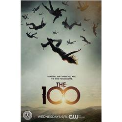100, The - Season 1 Foam Core Poster