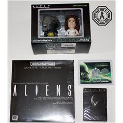 Alien/Aliens/Alien: Resurrection Package (5 Items)