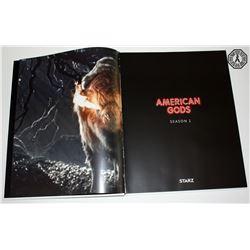 American Gods Season 1 (Starz) Coffee Table Book