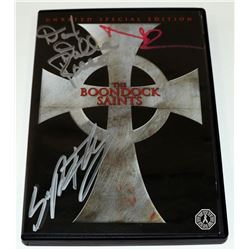Boondock Saints, The - Unrated DVD (Special Ed.) Signed by N. Reedus & S.P. Flanery