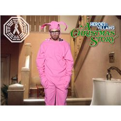 Christmas Story, A - Bunny Costume Signed by Stephen Amell (Arrow)
