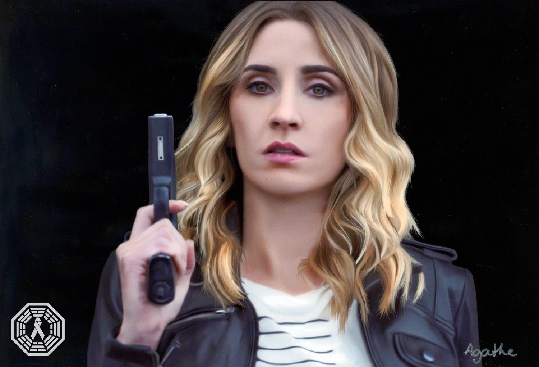 Dead Rising Endgame 2016 Blu Ray Poster Signed By 3 Cast Custom Art