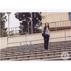 Fear the Walking Dead Alicia Clark Photo Signed by Alycia Debnam-Carey